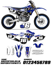 Yamaha S16 Kit