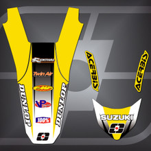 Suzuki F1 Fender Set