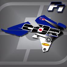 Yamaha F1 Shrouds
