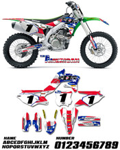 Kawasaki American Kit