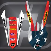 KTM American Fender Set