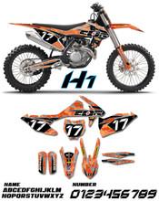 KTM H1 Kit