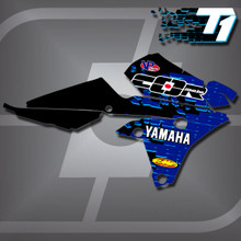 Yamaha T1 Shrouds
