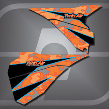 KTM H1 Airbox