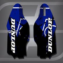 Yamaha Cor1 Lower Forks