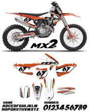 KTM MX2 Kit