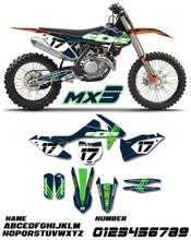 KTM MX3 Kit