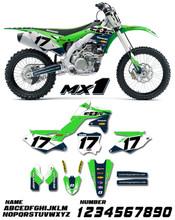 Kawasaki MX1 Kit
