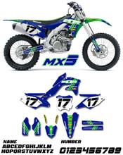 Kawasaki MX3 Kit