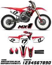 Honda MX1 Kit