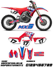 Honda MX3 Kit