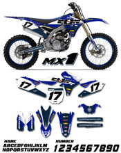 Yamaha MX1 Kit