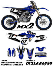 Yamaha MX2 Kit