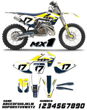 Husqvarna MX1 Kit