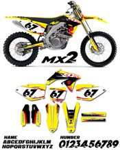 Suzuki MX2 Kit