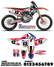KTM Patriot Kit