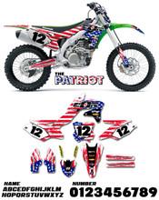 Kawasaki Patriot Kit