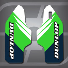 Kawasaki MX1 Lower Forks