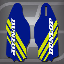 Yamaha MX3 Lower Forks