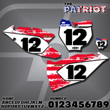KTM Patriot Number Plates