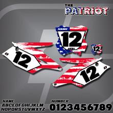 Kawasaki Patriot Number Plates