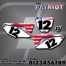 Honda Patriot Number Plates