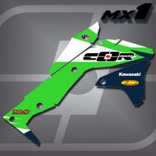 Kawasaki MX1 Shrouds