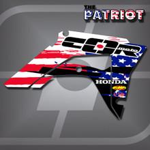 Honda Patriot Shrouds