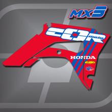 Honda MX3 Shrouds