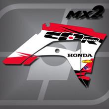 Honda MX2 Shrouds