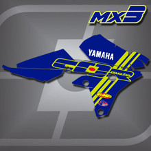 Yamaha MX3 Shrouds
