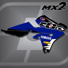 Yamaha MX2 Shrouds