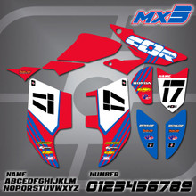 Honda MX3 ATV Kit