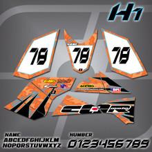 KTM H1 ATV Kit