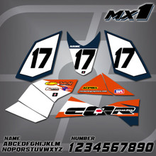 KTM MX1 ATV Kit