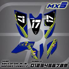 Yamaha MX3 ATV Kit