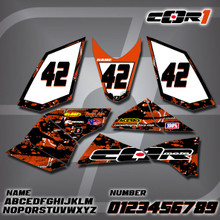 KTM COR1 ATV Kit