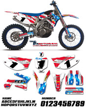 TM American Kit