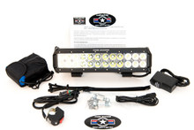 "12"" Rechargeable Battery Light Bar Kit"