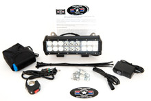 "10"" Rechargeable Light Bar Kit"