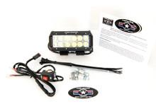 """6"""" Hardwire Battery Light Bar Kit"""