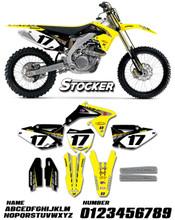 Suzuki Stocker Kit