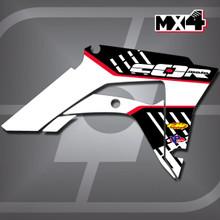 Honda MX4 Shrouds