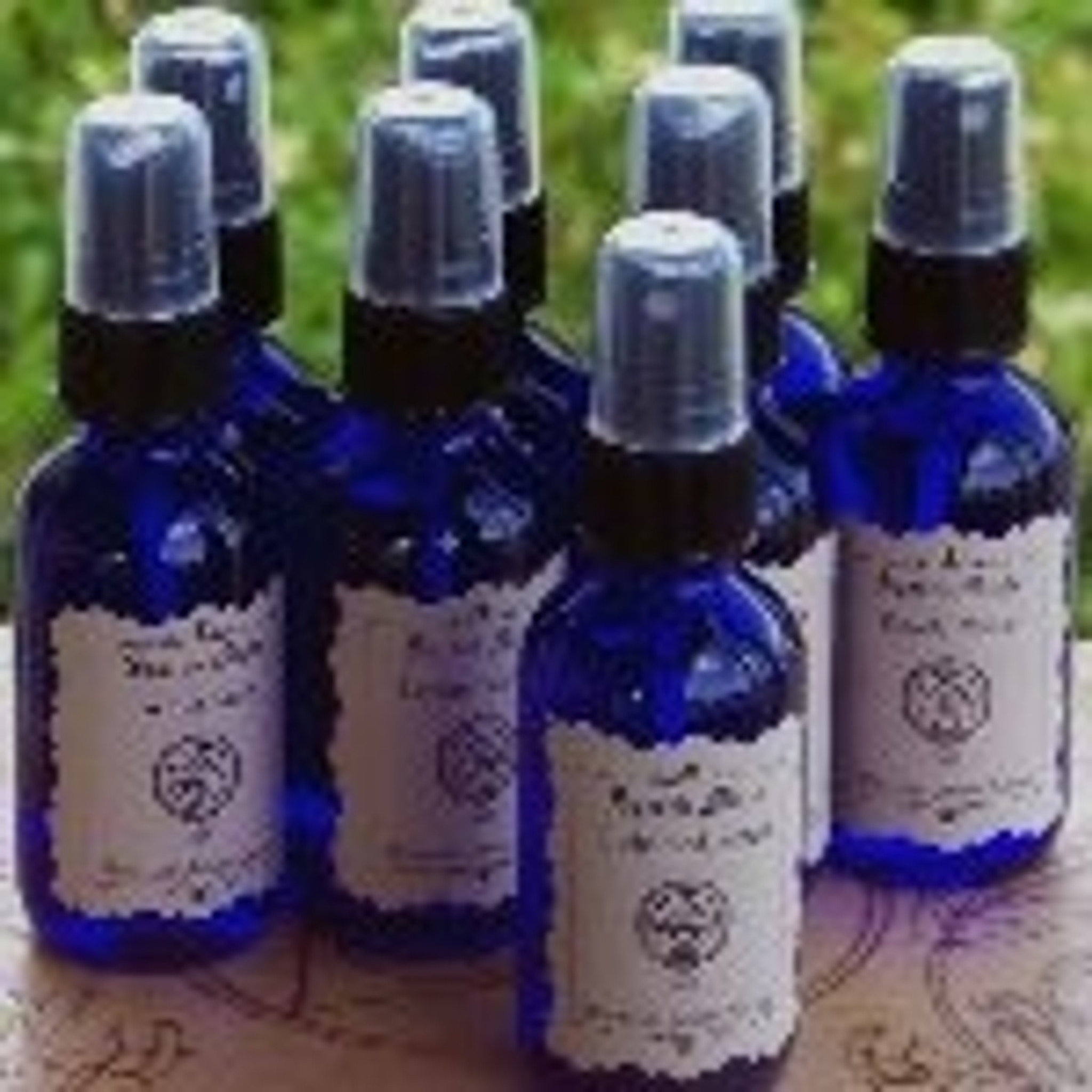 Sacred Herbal Hydrosol Mists
