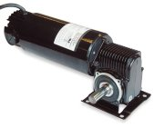 Dayton Electric Right Angle DC Gear motor