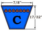 C V Belt