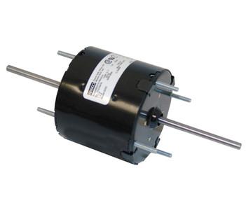 "1/40 - 1/70 hp 3000 RPM 2-Speed  3.3"" Diameter 115 Volts Fasco # D205"