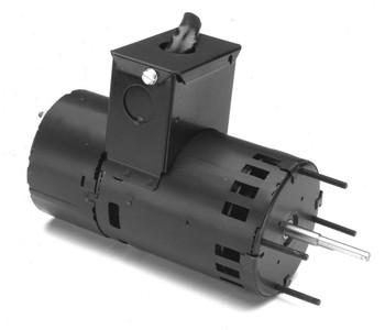"""1/15 hp 3000 RPM CW 3.3"""" Diameter 208-230 Volts (Carrier) Fasco # D458"""