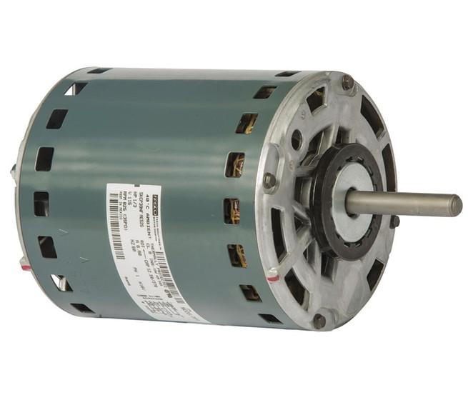 1 3 hp 825 rpm 3 speed cw 5 6 diameter 115 volts lennox for Furnace blower motor speeds