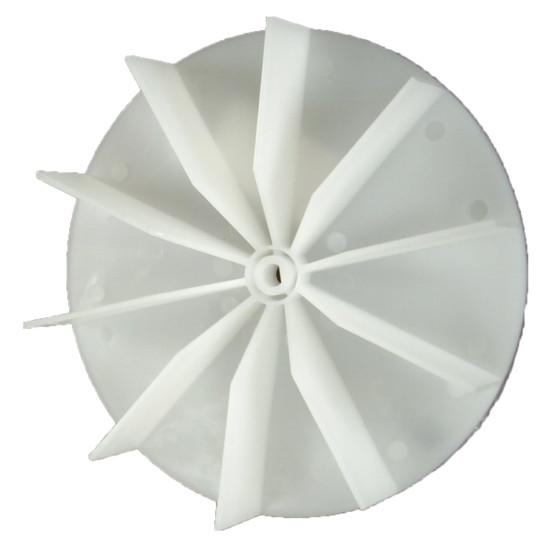 Electric Motor Plastic Fan Blade : Plastic fan blade quot dia bore k fasco